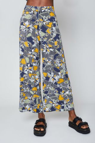 Native Youth Geo Flora Pant