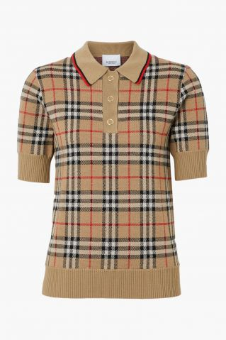 Burberry Chatterton Polo T-Shirt
