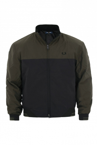 Fred Perry Color Block Sports Jacket