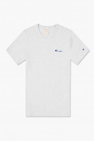 Champion Reverse Weave Small Script T-Shirt