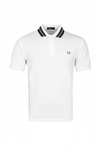 Fred Perry Bold Tripped Polo Shirt