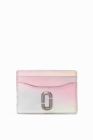 Marc Jacobs The Snapshot Airbrush Card Case