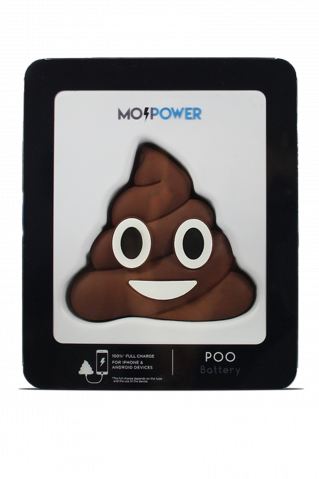 Moji Power Poo