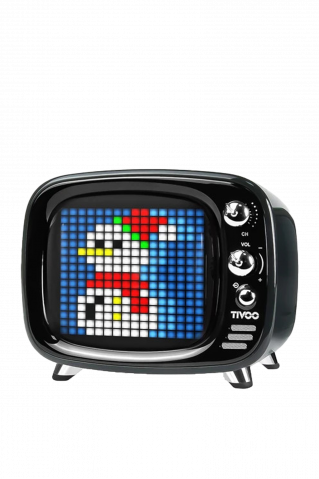 Divoom Tivoo Smart Pixel-Art Bluetooth Speaker