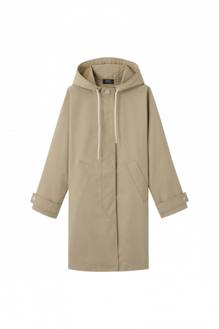 A.P.C Sussex Parka