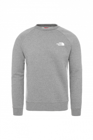 The North Face Black Label Raglan RedBox Crew