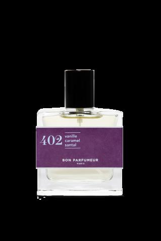 Bon Parfumeur 402 Vanilla & Toffee & Sandalwood 30ml
