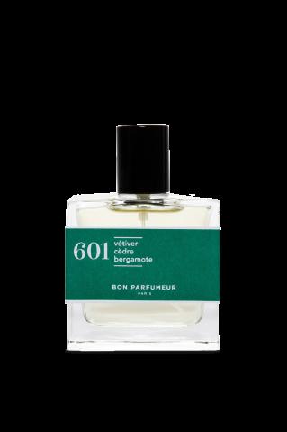 Bon Parfumeur 601 Vetiver & Cedar & Bergamot 30ml