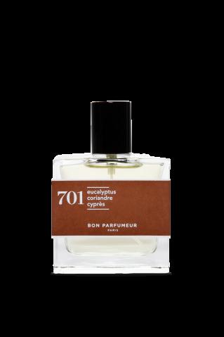 Bon Parfumeur 701 Eukalyptus & Coriander & Cypress 30ml