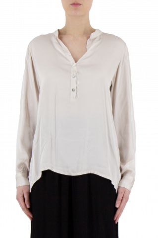 Your & Self Cream Blouse