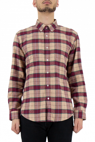Portuguese Flannel Pastry Shirt