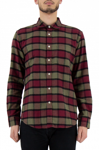Portuguese Flannel Forest Shirt