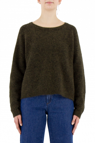 Second Female Brook Knit O-Neck
