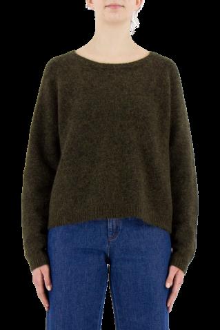 Second Female Brook Knit O-Neck