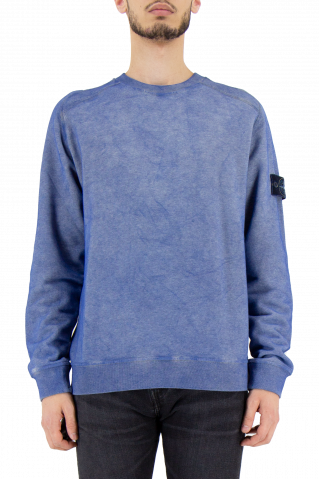 Stone Island Dust Colour Treatment Sweatshirt