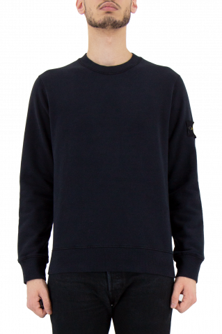 Stone Island Garment Dyed Crew Lightweight Sweat