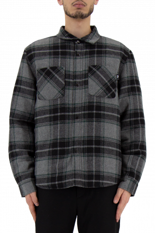 Stüssy Max Plaid Quilted Shirt