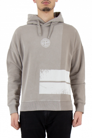 Stone Island Dust Two Popover Hoody