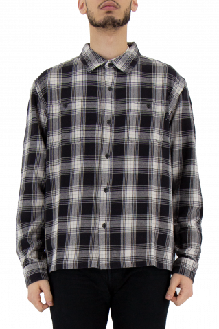 Stüssy Beach Plaid Shirt