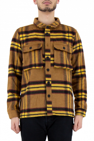 Native Youth Jackson Wool Overshirt