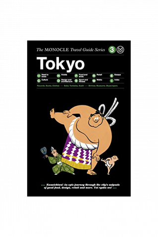 The Monocle Travel Guide Tokyo
