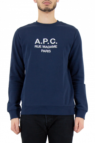 A.P.C. Rufus Embroidered Sweat
