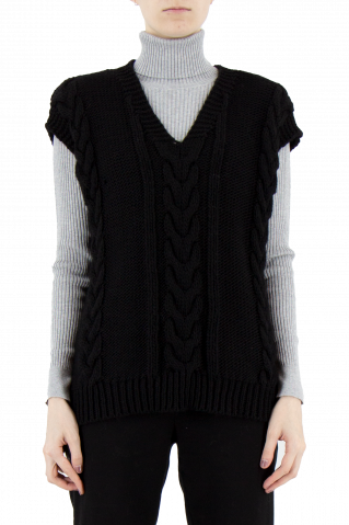 Made in Italy Kim Vest Knit