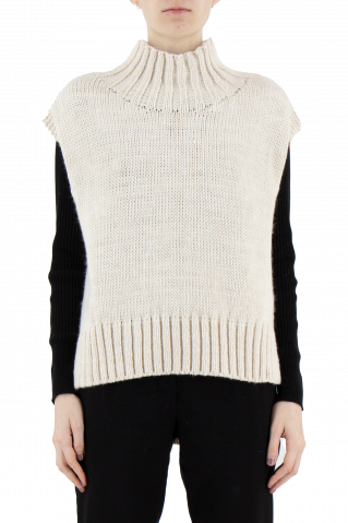 Made in Italy Pia Vest Knit