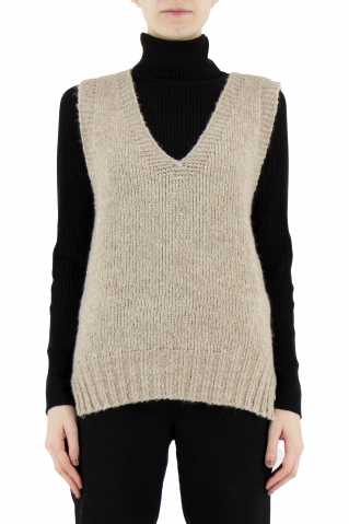 Made in Italy Xuna Vest Knit