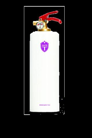 Safe-T Feuerlöscher White
