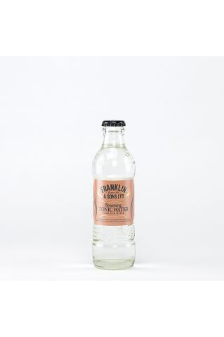 Franklin & Sons Rosemary & Black Olive Tonic Water 200 ml