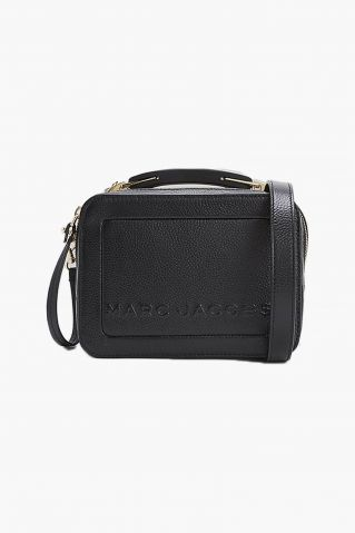 Marc Jacobs Textured Mini Box Bag